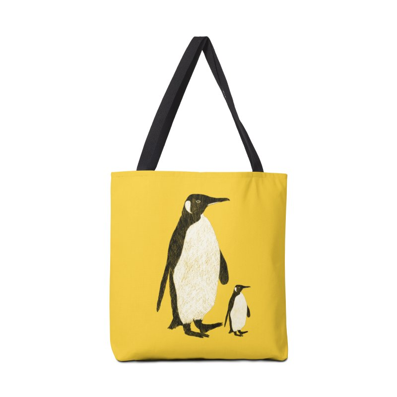 Penguins Accessories Bag by Boshik's Tshirt Shop