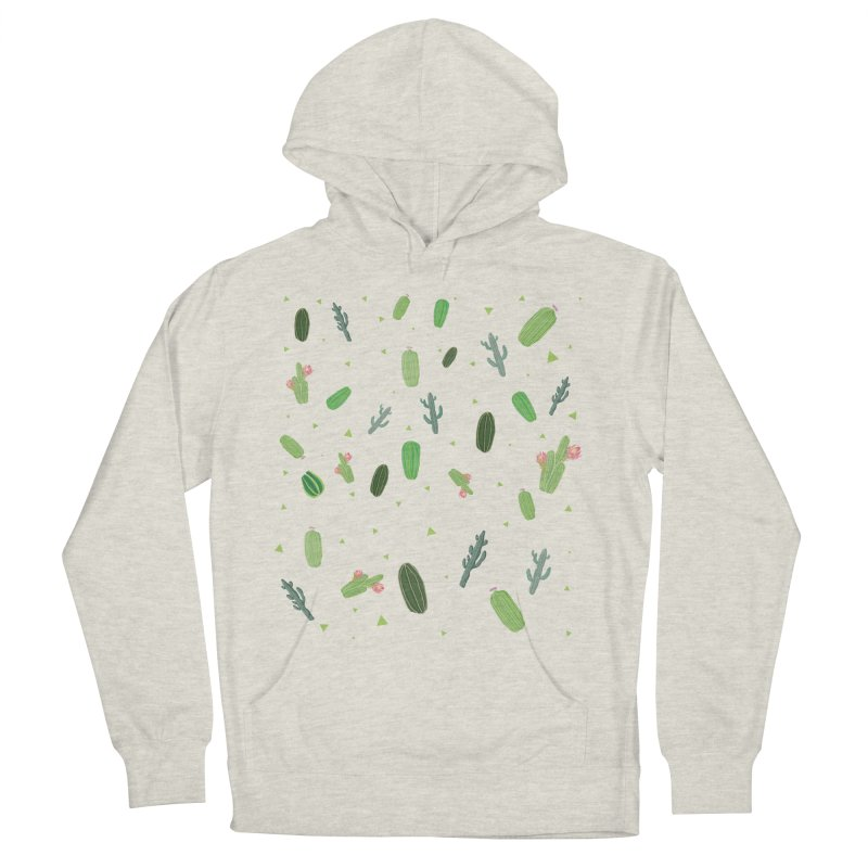 Desert Flower Men's French Terry Pullover Hoody by Boshik's Tshirt Shop