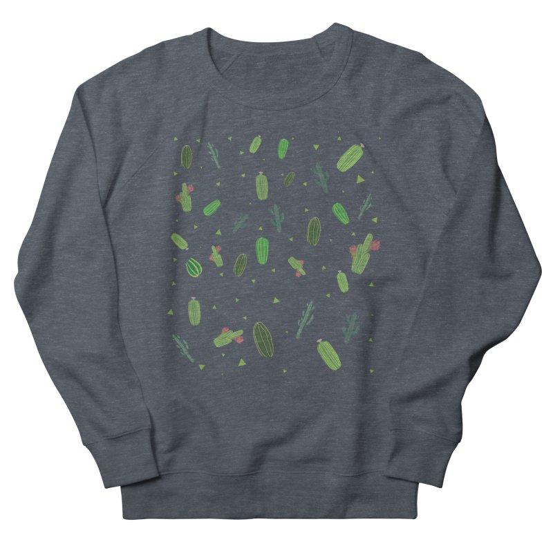Desert Flower Men's Sweatshirt by Boshik's Tshirt Shop
