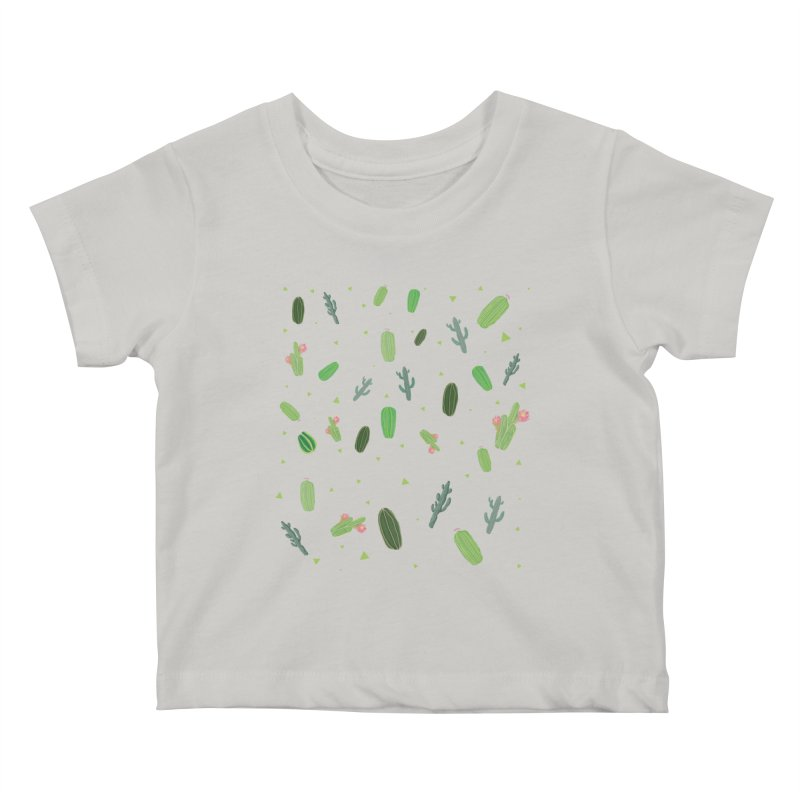 Desert Flower Kids Baby T-Shirt by Boshik's Tshirt Shop