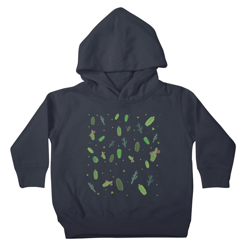 Desert Flower Kids Toddler Pullover Hoody by Boshik's Tshirt Shop