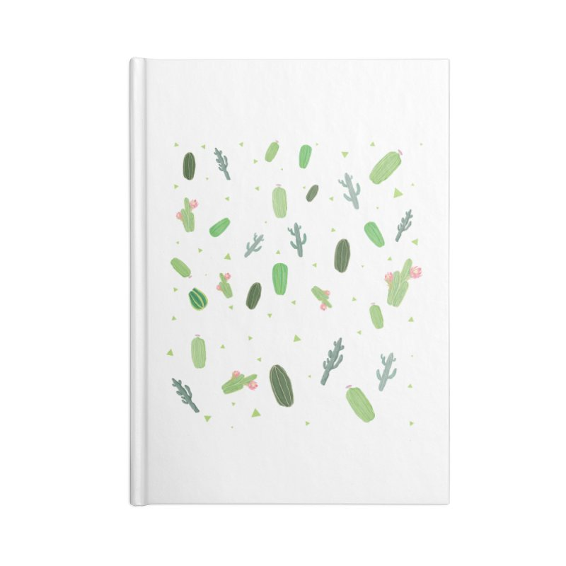 Desert Flower Accessories Notebook by Boshik's Tshirt Shop