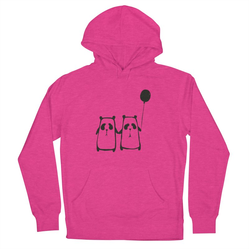 Friends 4 ever Men's French Terry Pullover Hoody by Boshik's Tshirt Shop