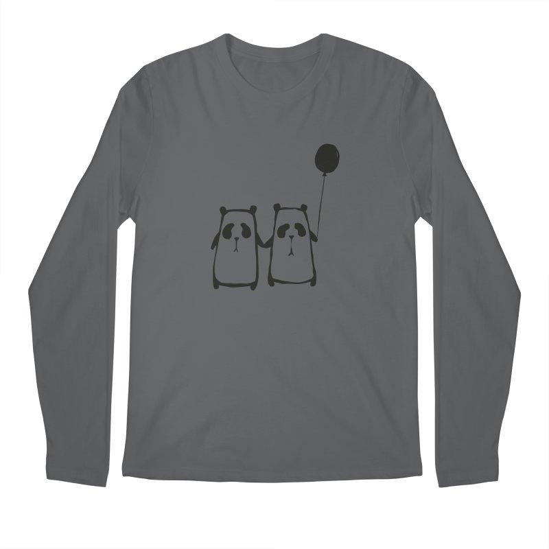 Friends 4 ever Men's Longsleeve T-Shirt by Boshik's Tshirt Shop
