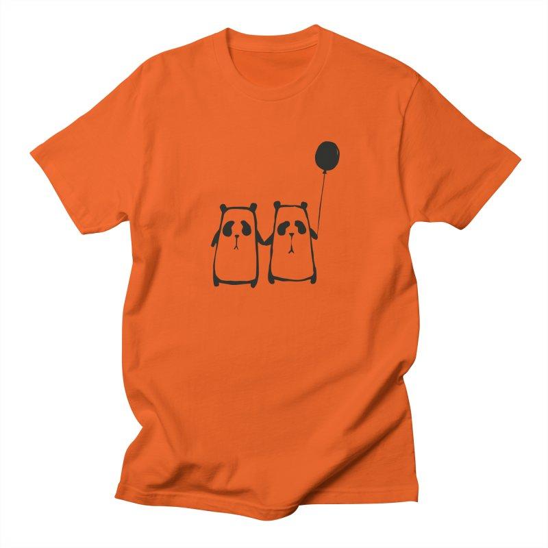Friends 4 ever Men's Regular T-Shirt by Boshik's Tshirt Shop