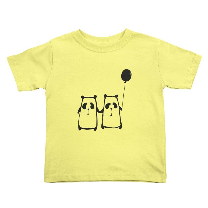 Friends 4 ever Kids Toddler T-Shirt by Boshik's Tshirt Shop