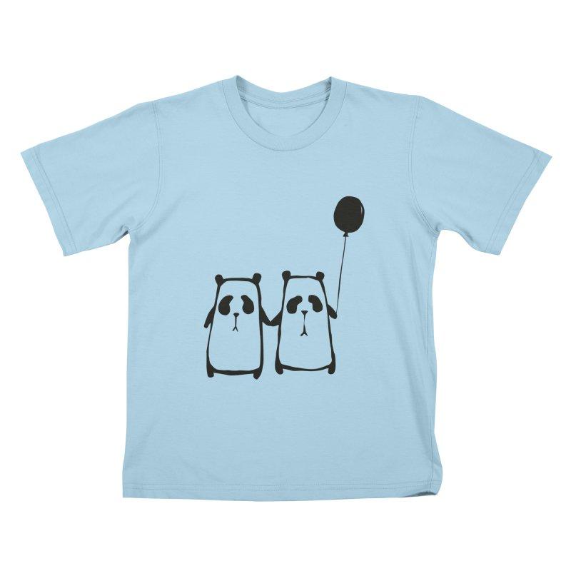 Friends 4 ever Kids T-shirt by Boshik's Tshirt Shop