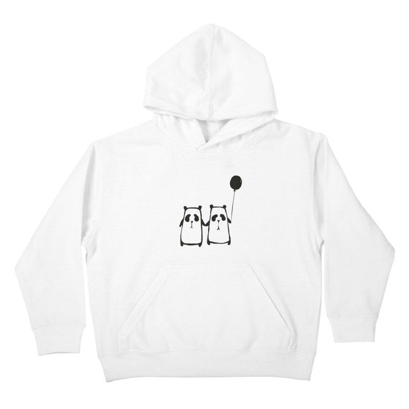 Friends 4 ever Kids Pullover Hoody by Boshik's Tshirt Shop