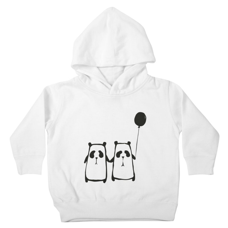 Friends 4 ever Kids Toddler Pullover Hoody by Boshik's Tshirt Shop