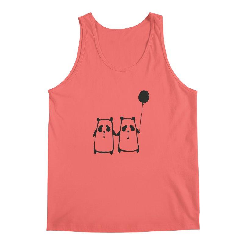 Friends 4 ever Men's Tank by Boshik's Tshirt Shop