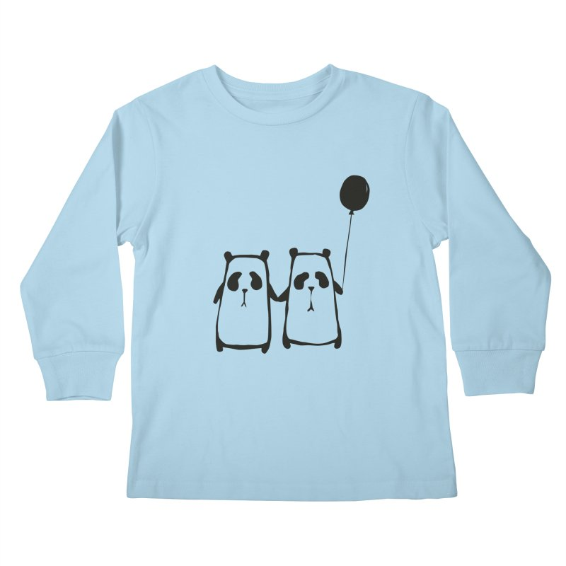 Friends 4 ever Kids Longsleeve T-Shirt by Boshik's Tshirt Shop