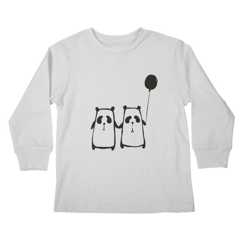 Friends 4 ever Kids Longsleeve T-Shirt by Boshik's Tshirt Shop