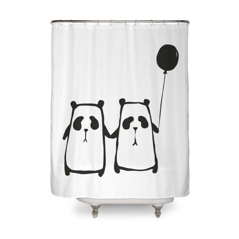 Friends 4 ever Home Shower Curtain by Boshik's Tshirt Shop