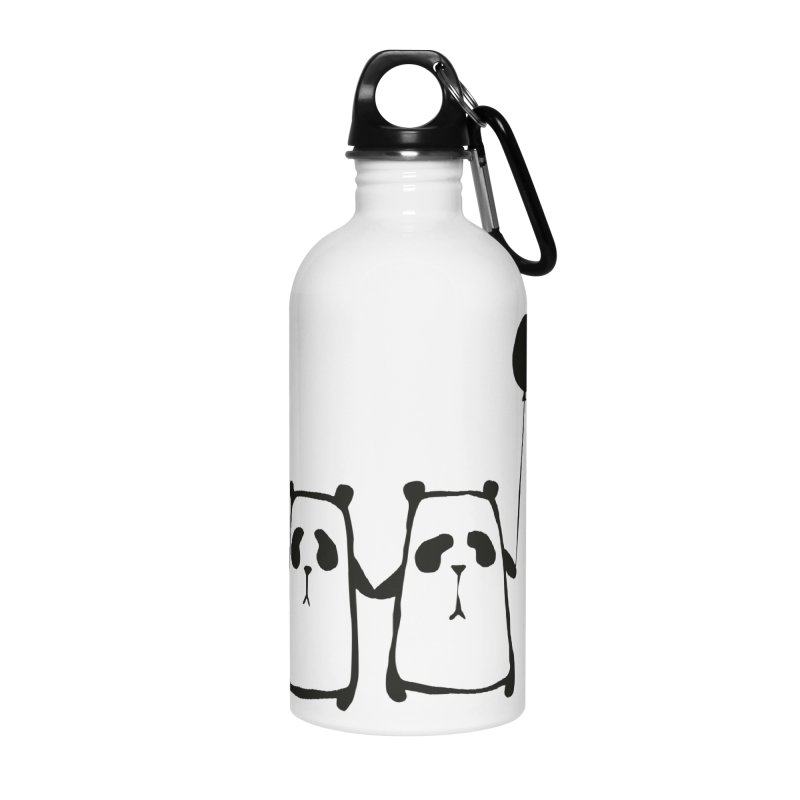 Friends 4 ever Accessories Water Bottle by Boshik's Tshirt Shop