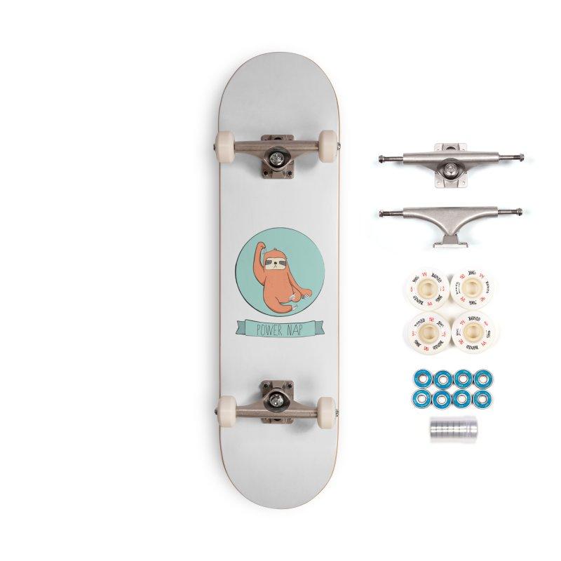 Power Nap Accessories Complete - Premium Skateboard by Boshik's Tshirt Shop