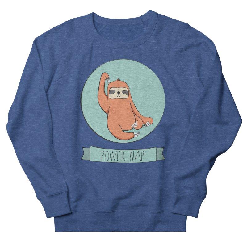 Power Nap Men's Sweatshirt by Boshik's Tshirt Shop