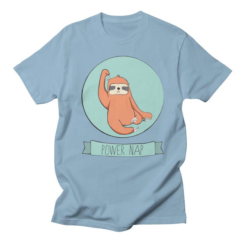 Power Nap Men's T-Shirt by Boshik's Tshirt Shop
