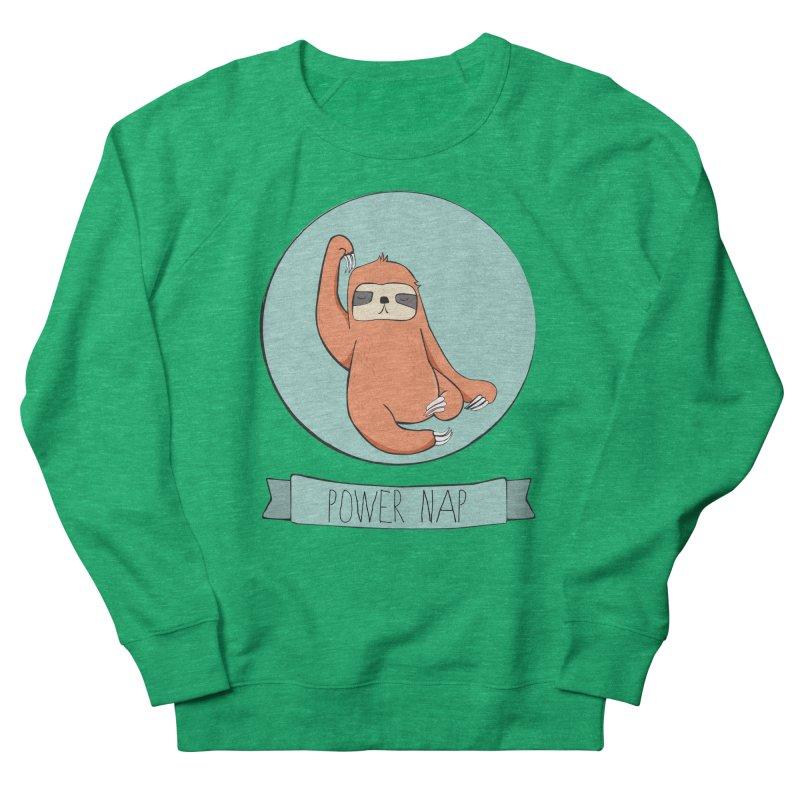Power Nap Women's Sweatshirt by Boshik's Tshirt Shop