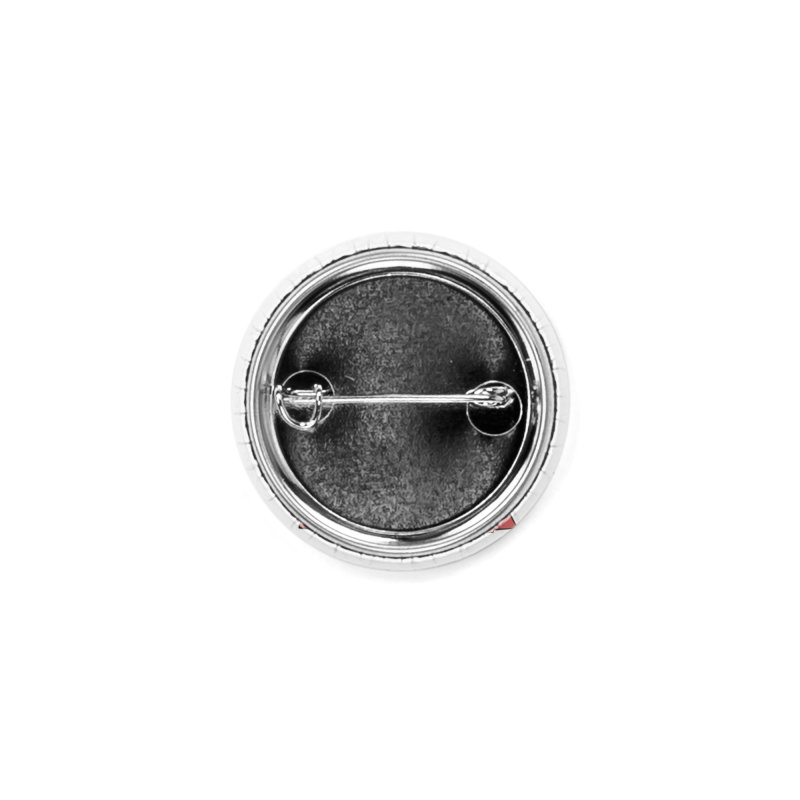 Power Nap- Red Accessories Button by Boshik's Tshirt Shop