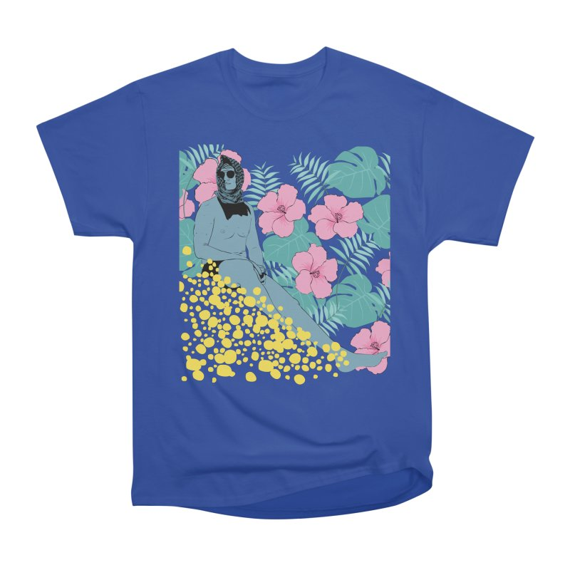 Floral Women's T-Shirt by Boshik's Tshirt Shop