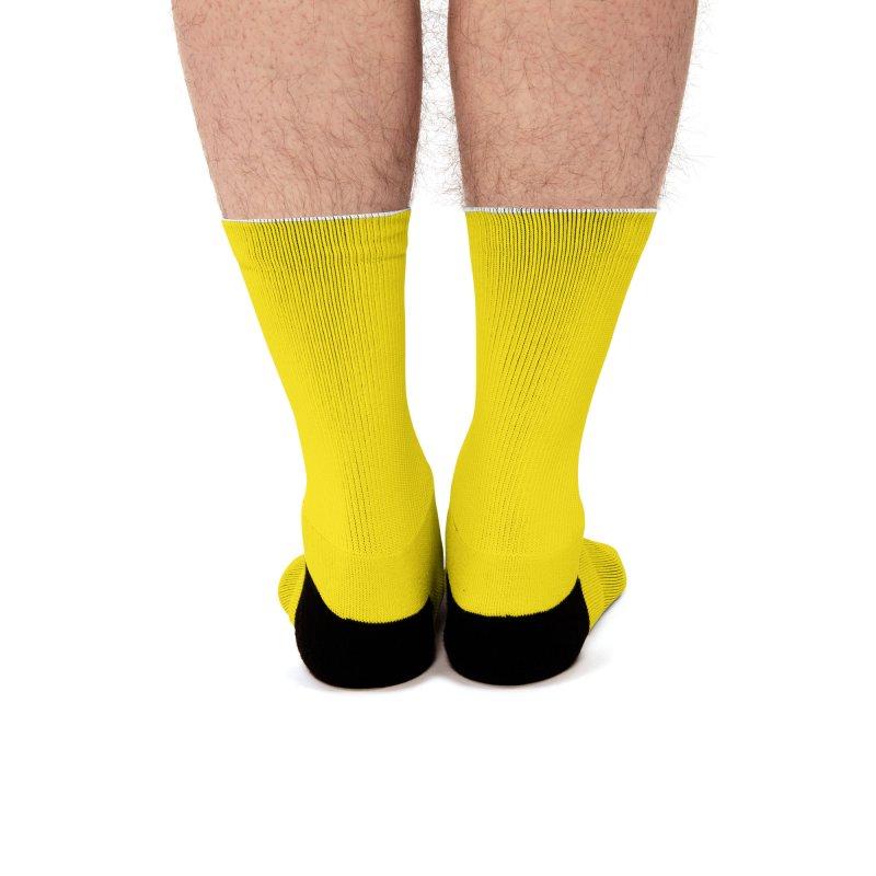 Tigerking Men's Socks by Boshik's Tshirt Shop