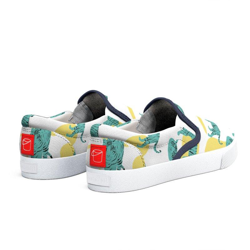Tigers Men's Shoes by Boshik's Tshirt Shop