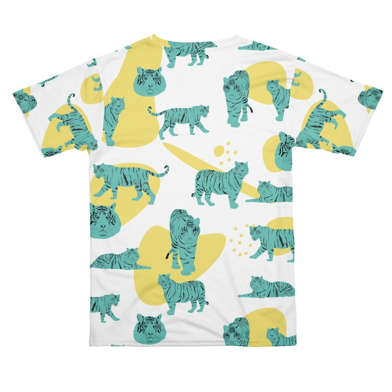 Tigers Men's Cut & Sew by Boshik's Tshirt Shop