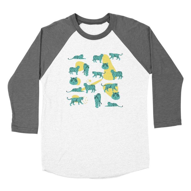 Tigers Women's Longsleeve T-Shirt by Boshik's Tshirt Shop