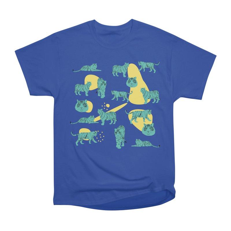 Tigers Women's T-Shirt by Boshik's Tshirt Shop