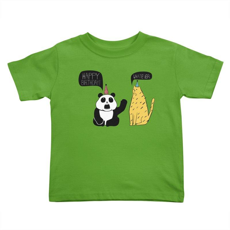 Whatever... Kids Toddler T-Shirt by Boshik's Tshirt Shop