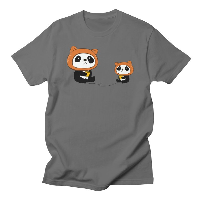 Pandacats Men's T-Shirt by Boshik's Tshirt Shop