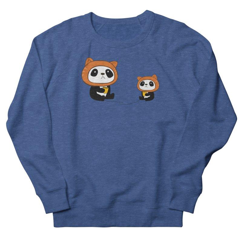 Pandacats Men's Sweatshirt by Boshik's Tshirt Shop