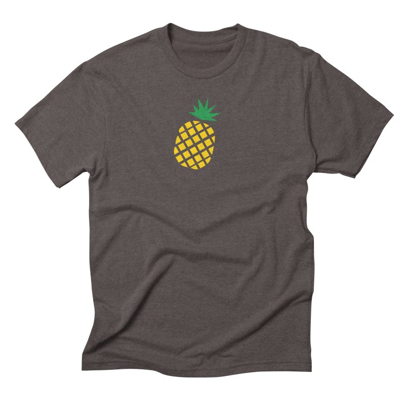 When life gives you lemons Men's Triblend T-Shirt by Boshik's Tshirt Shop
