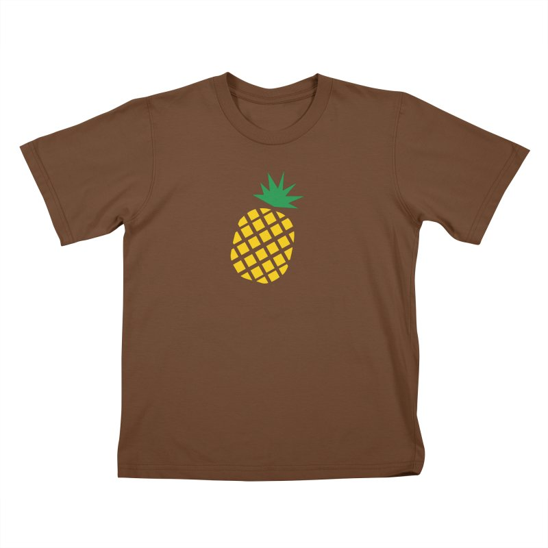When life gives you lemons Kids T-Shirt by Boshik's Tshirt Shop
