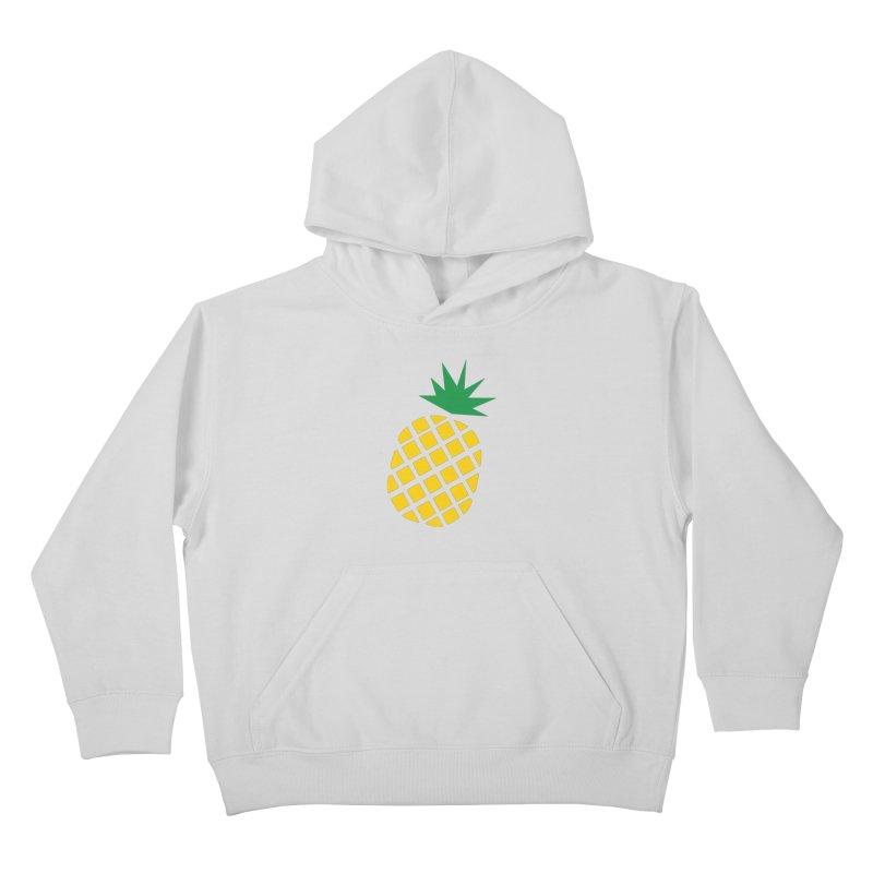 When life gives you lemons Kids Pullover Hoody by Boshik's Tshirt Shop