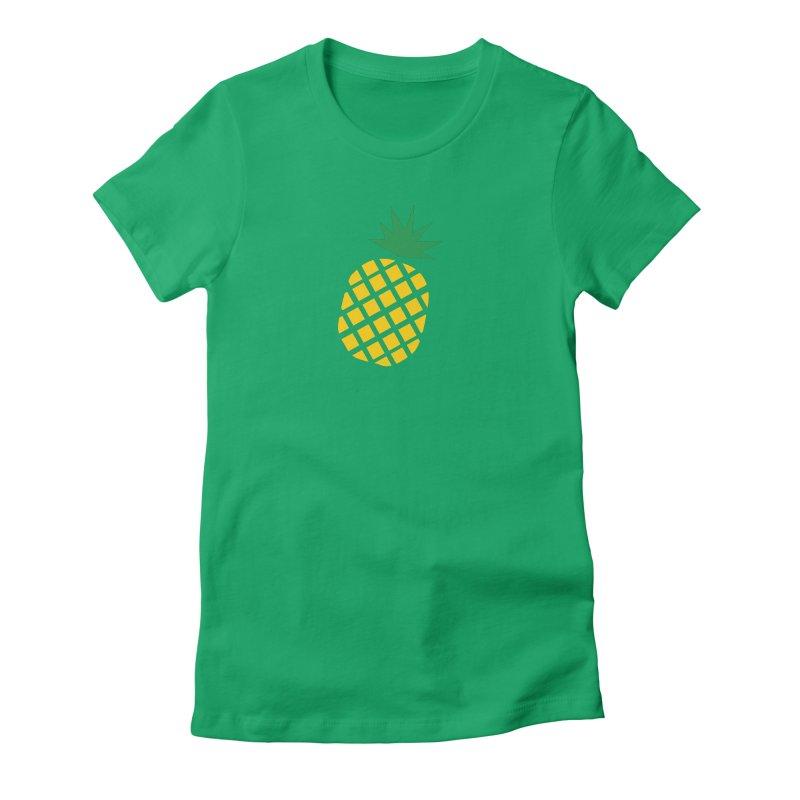 When life gives you lemons Women's Fitted T-Shirt by Boshik's Tshirt Shop