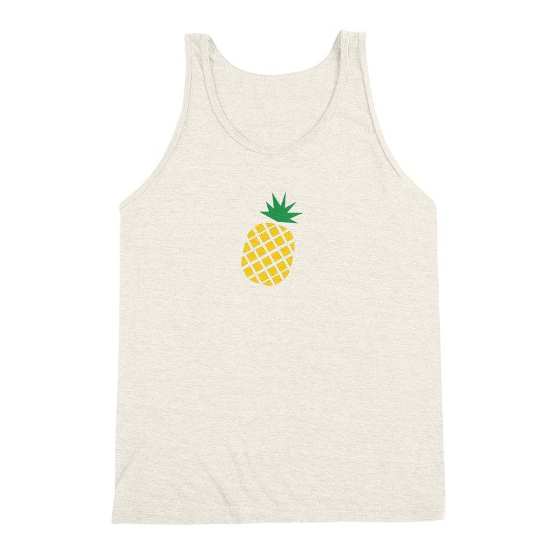 When life gives you lemons Men's Triblend Tank by Boshik's Tshirt Shop