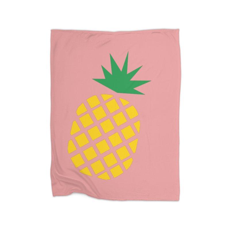 When life gives you lemons Home Fleece Blanket Blanket by Boshik's Tshirt Shop