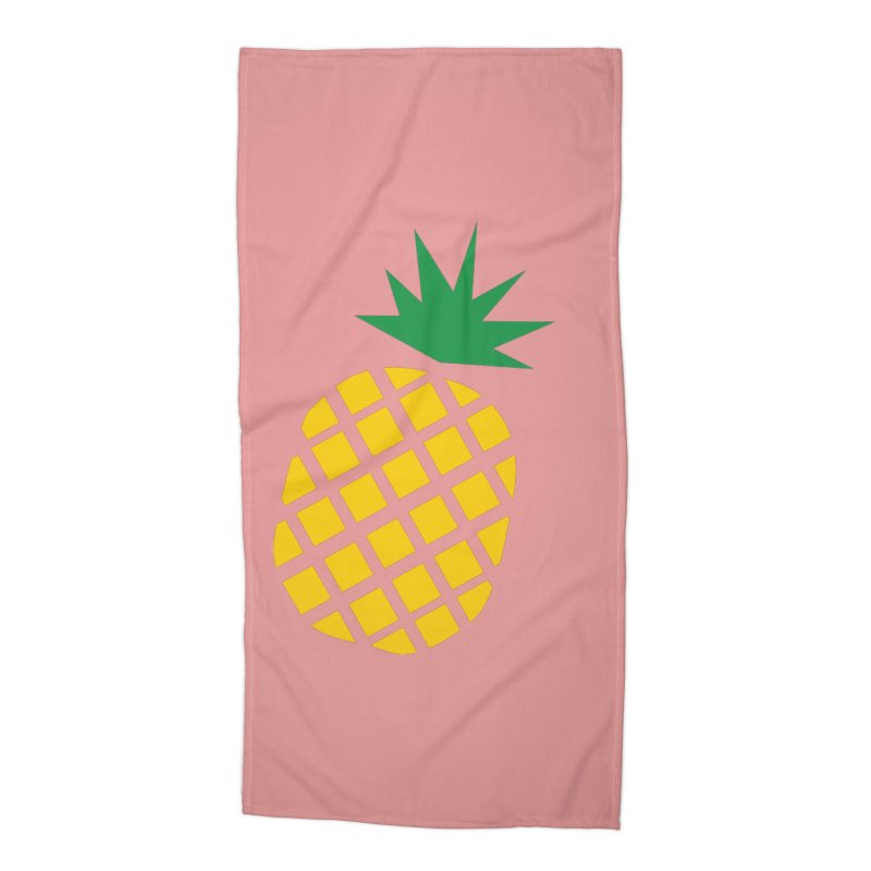 When life gives you lemons Accessories Beach Towel by Boshik's Tshirt Shop