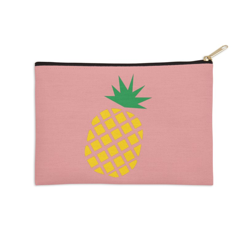 When life gives you lemons Accessories Zip Pouch by Boshik's Tshirt Shop