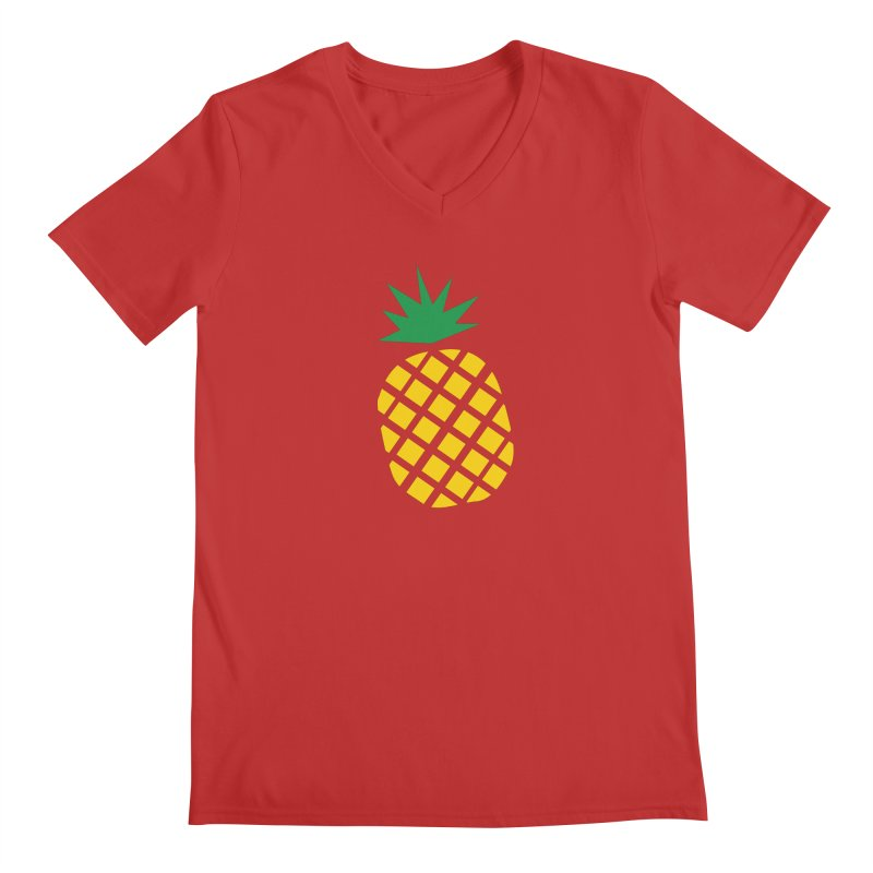 When life gives you lemons Men's V-Neck by Boshik's Tshirt Shop