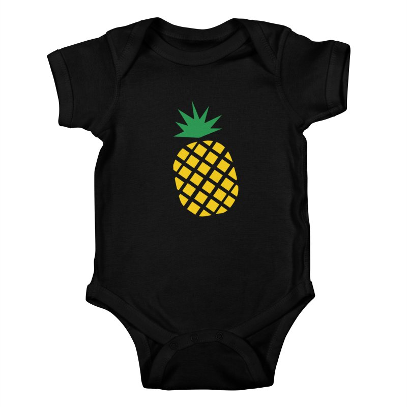 When life gives you lemons Kids Baby Bodysuit by Boshik's Tshirt Shop