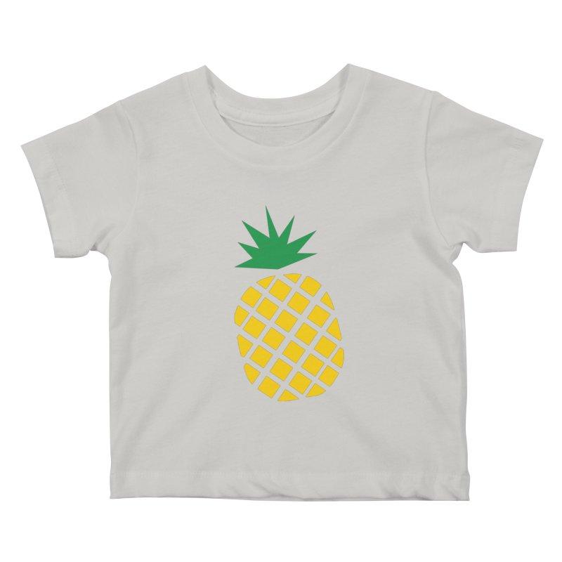 When life gives you lemons Kids Baby T-Shirt by Boshik's Tshirt Shop
