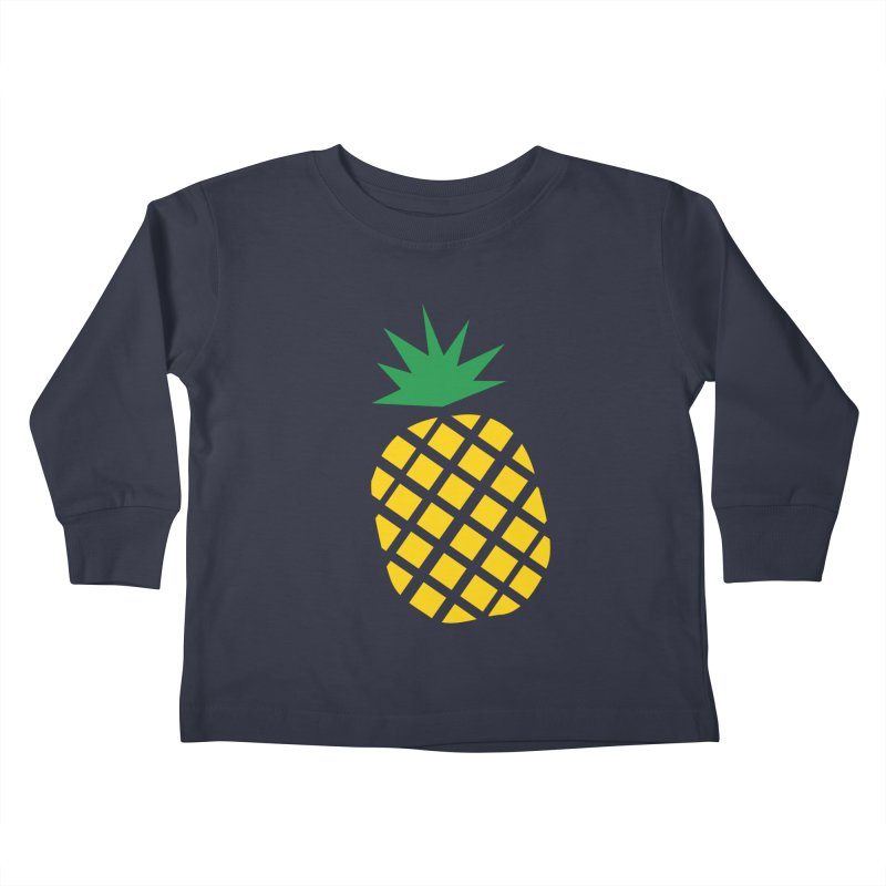 When life gives you lemons Kids Toddler Longsleeve T-Shirt by Boshik's Tshirt Shop