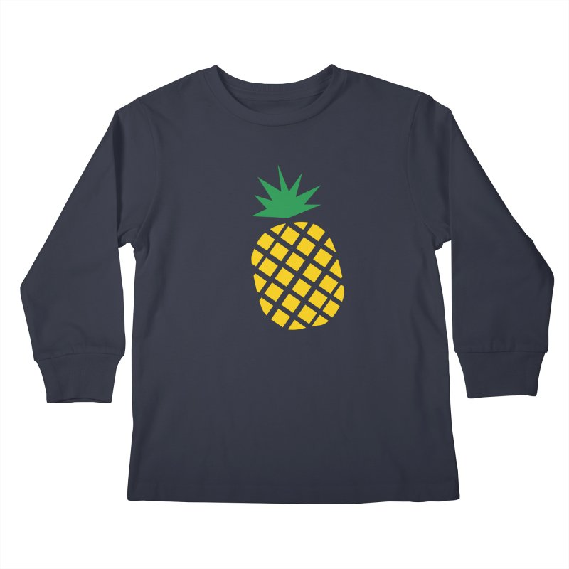 When life gives you lemons Kids Longsleeve T-Shirt by Boshik's Tshirt Shop