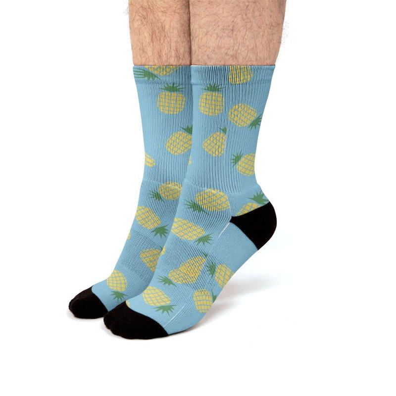 When life gives you lemons Men's Socks by Boshik's Tshirt Shop
