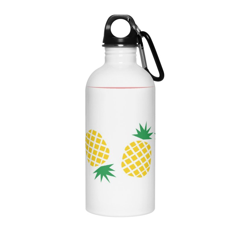 When life gives you lemons Accessories Water Bottle by Boshik's Tshirt Shop