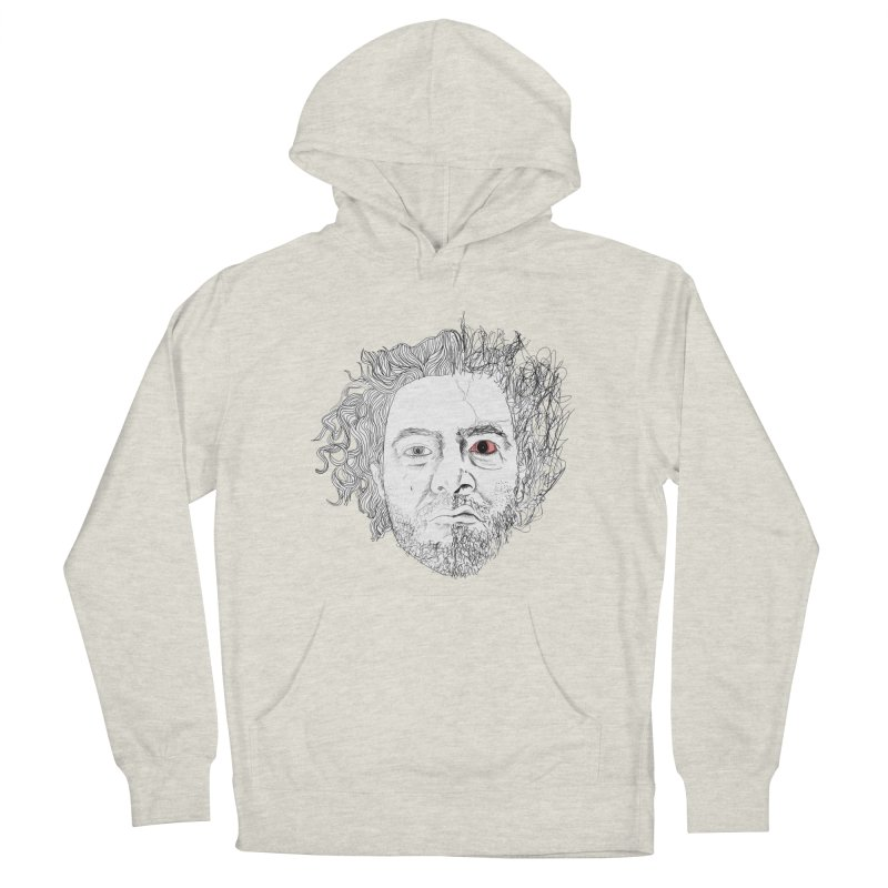 Dr crazy and mister calmb Men's Pullover Hoody by Boshik's Tshirt Shop