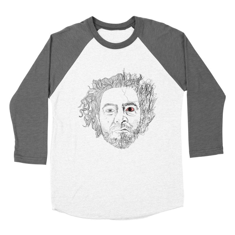 Dr crazy and mister calmb Women's Baseball Triblend T-Shirt by Boshik's Tshirt Shop