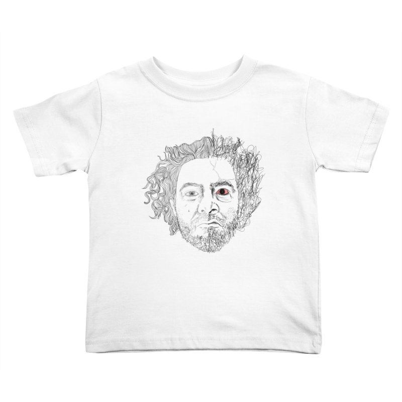 Dr crazy and mister calmb Kids Toddler T-Shirt by Boshik's Tshirt Shop